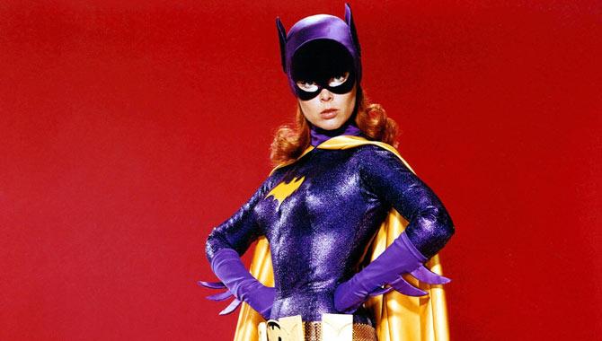 The Original 'Batgirl' Yvonne Craig Dies Aged 78
