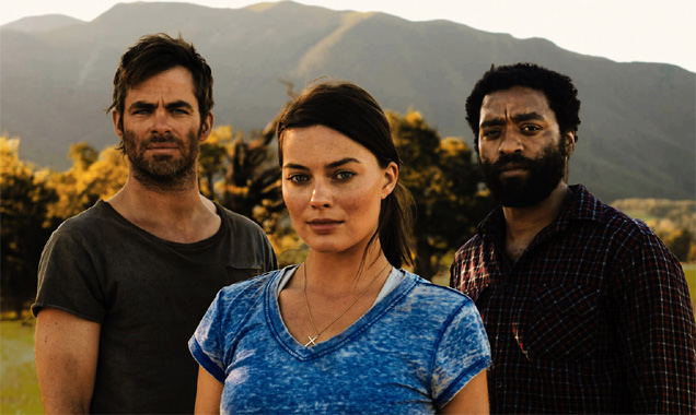 Chiwetel Ejiofor, Chris Pine & Morgot Robbie lead the cast in Z For Zachariah