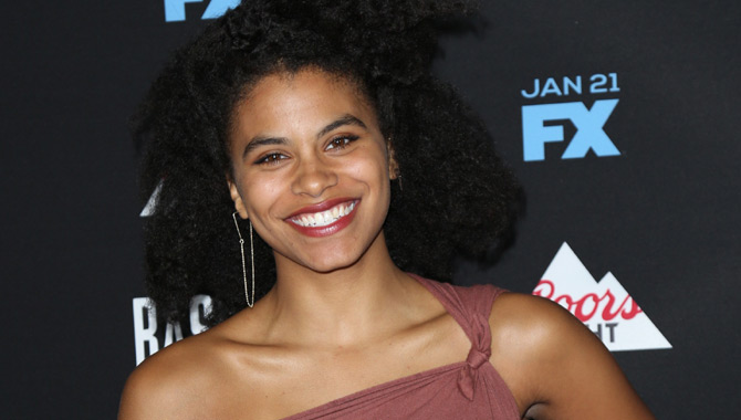 Zazie Beetz Pays Tribute To Her 'Deadpool 2' Stunt Double After Set Fatality