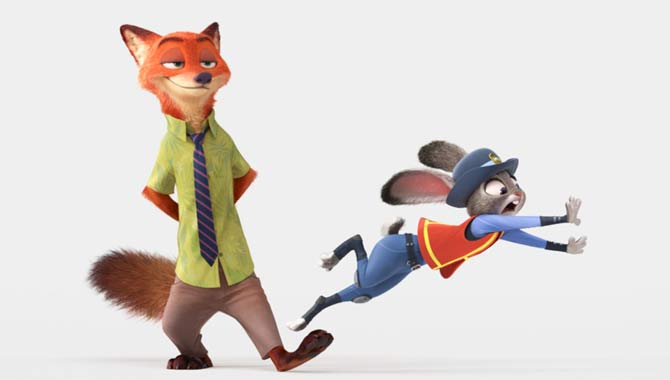 Idris Elba Loved Getting Silly For Zootopia