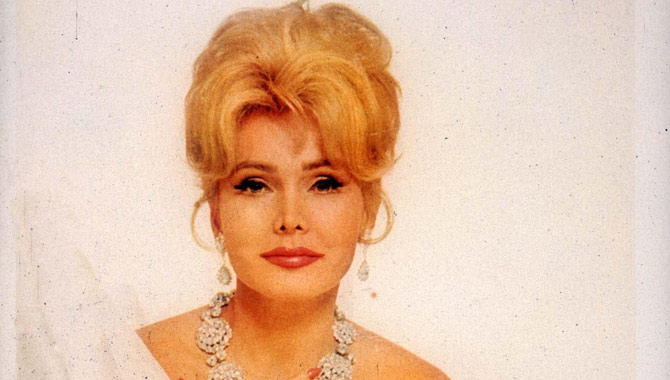 Zsa Zsa Gabor Remembered: The Glittering Career Of A Hollywood Sweetheart