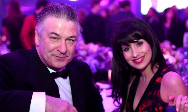 Alec Baldwin and his wife, Hilaria Baldwin (Credit Dimitrios Kambouris - Getty Images)