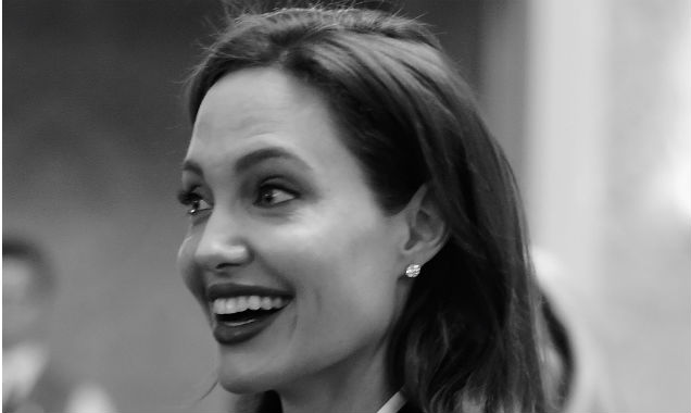 Angelina Jolie at the 15th Annual AFI Awards (Credit Frazer Harrison - Getty Images)
