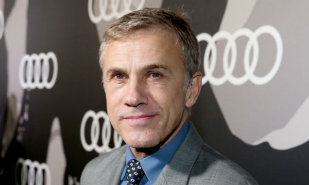 Best Actor nominee Christoph Waltz (credit Jonathan Leibson - Getty Images)