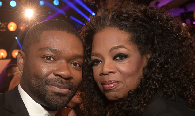 David Oyelowo and Oprah Winfrey at the 20th Critic's Choice Awards (Credit Jason Kempin - Getty Images)
