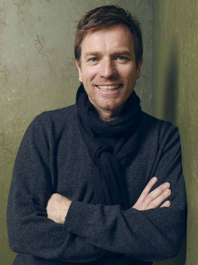 Ewan McGregor at The Sundance Film Festival, 2015 (Credit: Larry Busacca - Getty Images)
