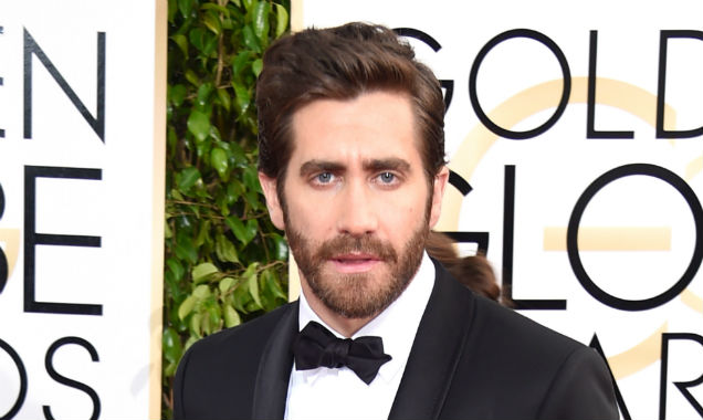 Jake Gyllenhaal at the 2015 Golden Globes
