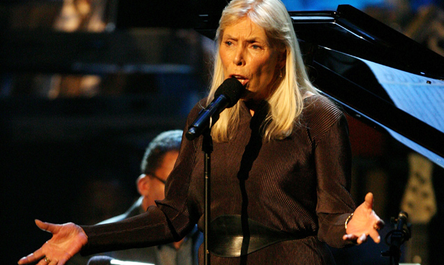 Joni Mitchell Had An Aneurysm, Says Her Friend David Crosby