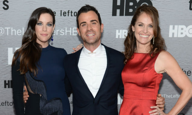 Liv Tyler Justin Theroux Leftovers
