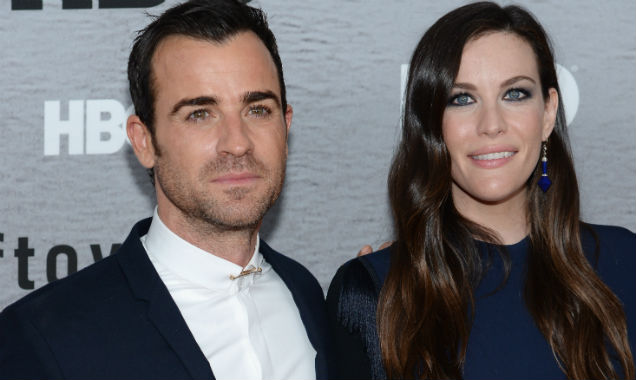 Justin Theroux Liv Tyler