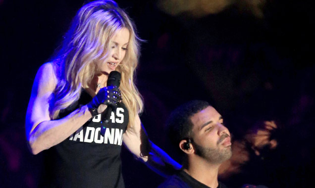 Madonna and Drake