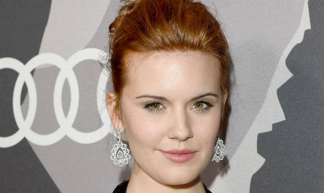 Maggie Grace at the Audi Pre-Golden Globes party (credit Jason Merritt - Getty Images)