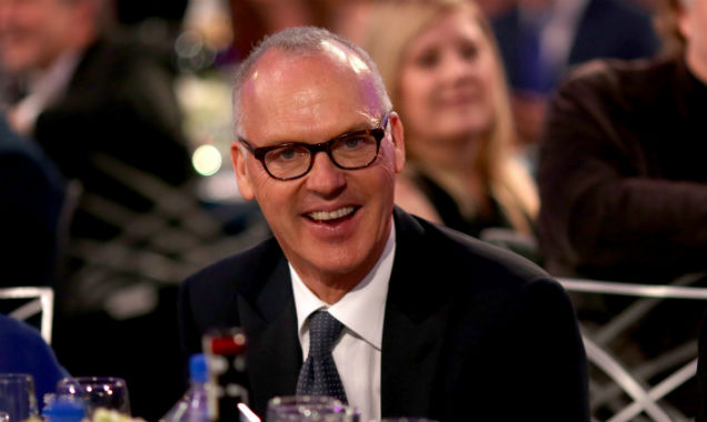 Michael Keaton won both 'Best Actor' and 'Best Actor in a Comedy Movie' (Credit Christopher Polk - Getty Images)