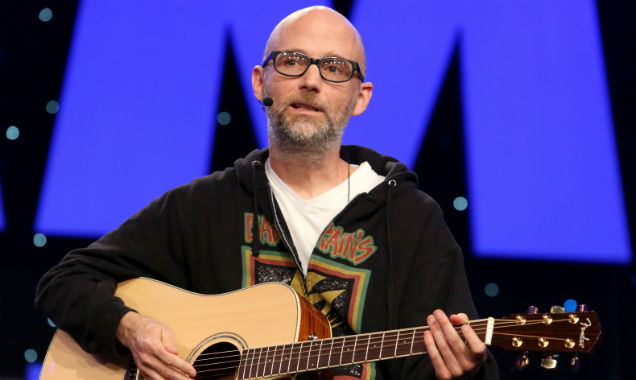Moby at the NAMM 2015 (Credit Jesse Grant - Getty Images)