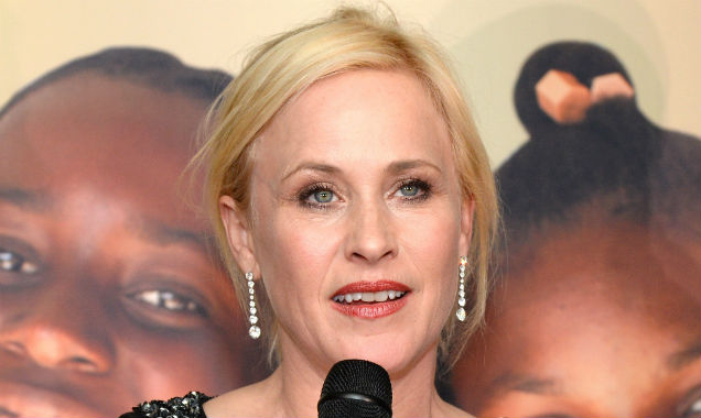 Patricia Arquette at the 8th Annual Hollywood Domino Gala, in Los Angeles (Credit Michael Kovac - Getty Images)