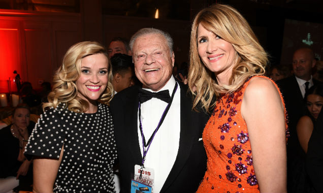 Reese Witherspoon, Harold Matzner and Laura Dern