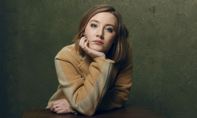 Saoirse Ronan at The Sundance Film Festival, 2015 (Credit: Larry Busacca - Getty Images)