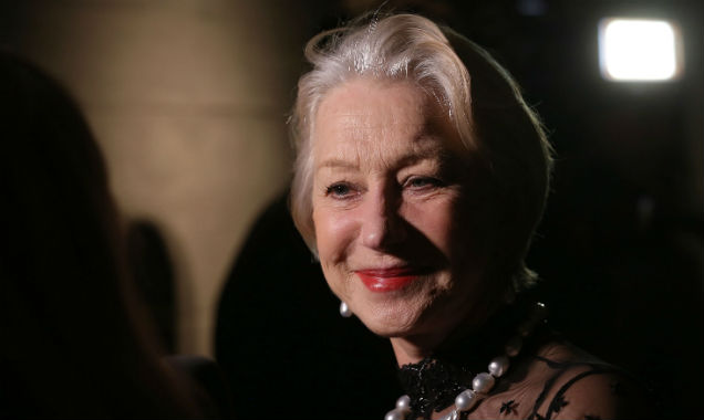 Helen Mirren at 'The Audience' opening after party