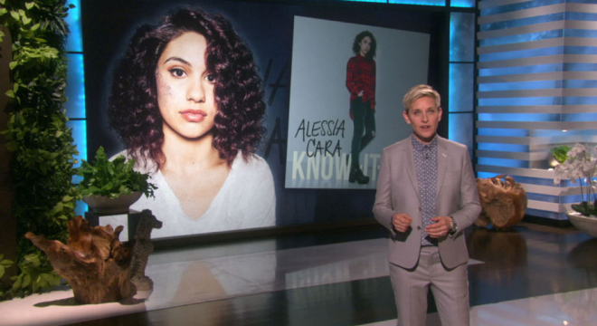 Alessia Cara - Here [Live From The Ellen Show] Video