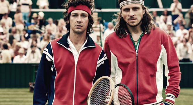 Borg/McEnroe Movie Still