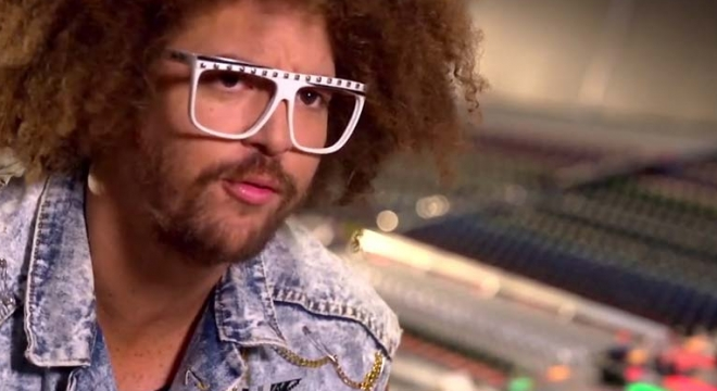 Alvin and the Chipmunks: The Road Chip - Redfoo Featurette