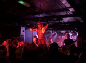 3TEETH + PIG - The Key Club, Leeds 04.02.2020 Live Review