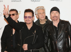 U2 Are Delaying Their New Album's Release Because Of Donald Trump