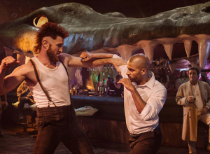 Pablo Schreiber On His Hesitations Before Joining 'American Gods'