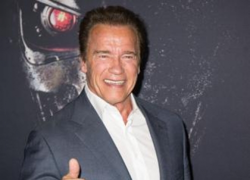 Arnold Schwarzenegger: I have a wonderful relationship with Maria Shriver