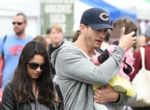 Mila Kunis Was Subject To 'Shameful' Looks For Breastfeeding Her Daughter In Public