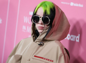 Billie Eilish is the latest star to speak out with an anti-Trump message