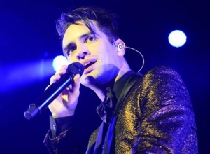 Panic! At The Disco's Brendon Urie Says He's