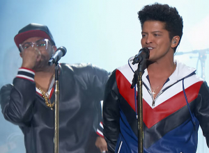 Bruno Mars - That's What I Like [Live] Video