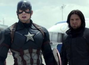 Captain America: Civil War - First Look Trailer