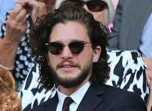 Does Kit Harington's Wimbledon Hair Hold The Answer To Our Jon Snow Questions?