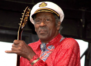 The Ultimate Chuck Berry Playlist