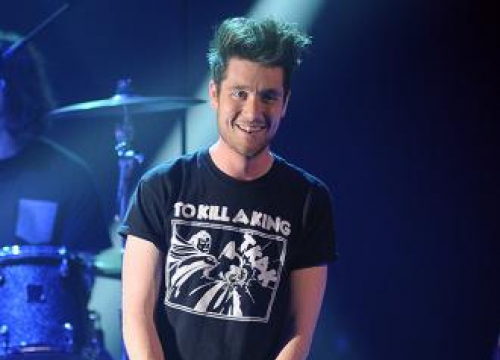 Dan Smith opens up about mental health