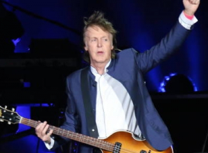 Paul McCartney Worried About 'Flavour Of The Month' Accusations With New Collaboration