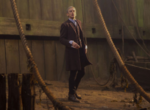 'Doctor Who': Peter Capaldi Teases