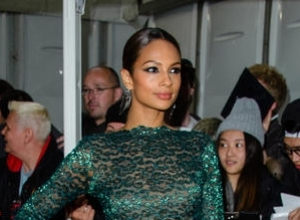 Alesha Dixon Hits Back Over National Anthem Debacle At British Grand Prix