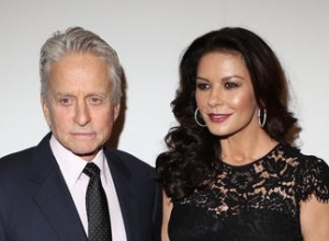 Michael Douglas Talks Health And Marriage To Catherine Zeta Jones
