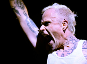 Keith Flint in pictures: Remembering the one and only twisted Firestarter