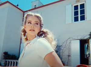 Lana Del Rey - Chemtrails Over The Country Club Video