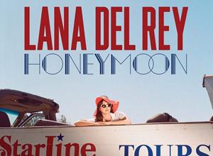 Lana Del Rey - Honeymoon Album Review