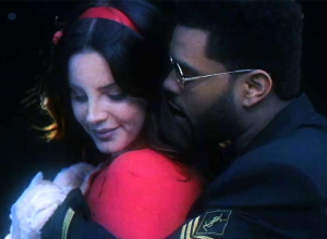 Lana Del Rey ft. The Weeknd - Lust For Life Video