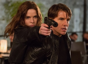 Mission: Impossible - Rogue Nation Film Review