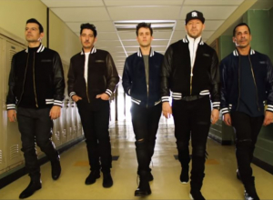 New Kids On The Block - Boys In The Band (Boy Band Anthem) Video