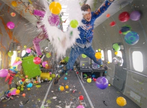 OK Go - Upside Down & Inside Out Video