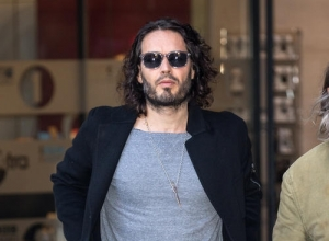 Russell Brand Calls The Queen A Nazi, And Predictably Gets In Trouble