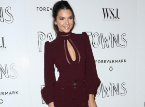 Kendall Jenner Makes A Mistake When Talking About Her Dad